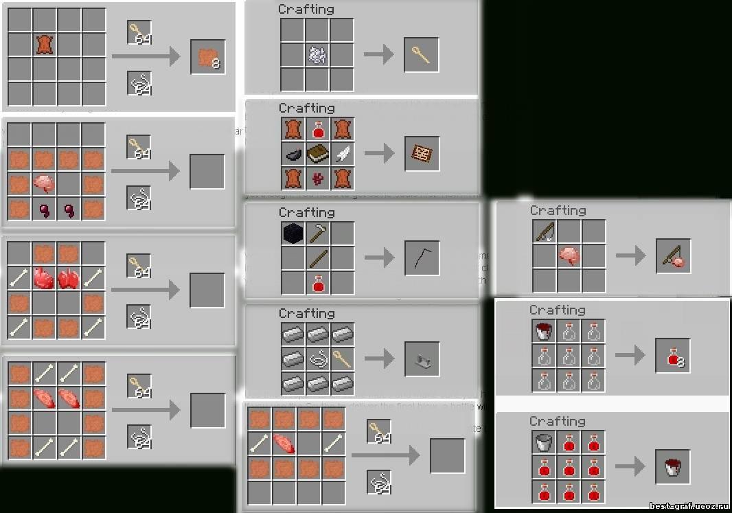 Скачать Моды minecraft [1.5.2]