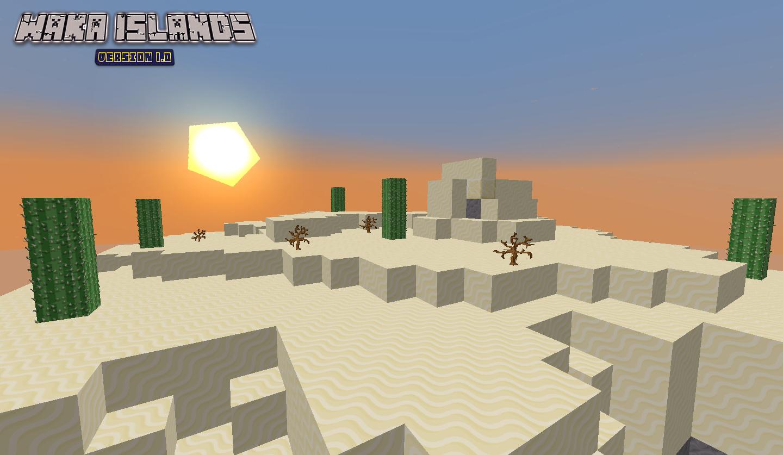Карты для Minecraft 1.8, 1.7.10, 1.7.2, 1.6.4, 1.5.2